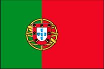 ポルトガルへ花